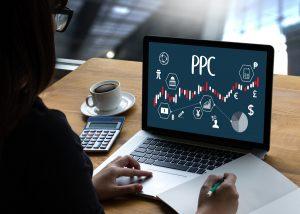 ppc-pay-per-click-concept-businessman-working-concept